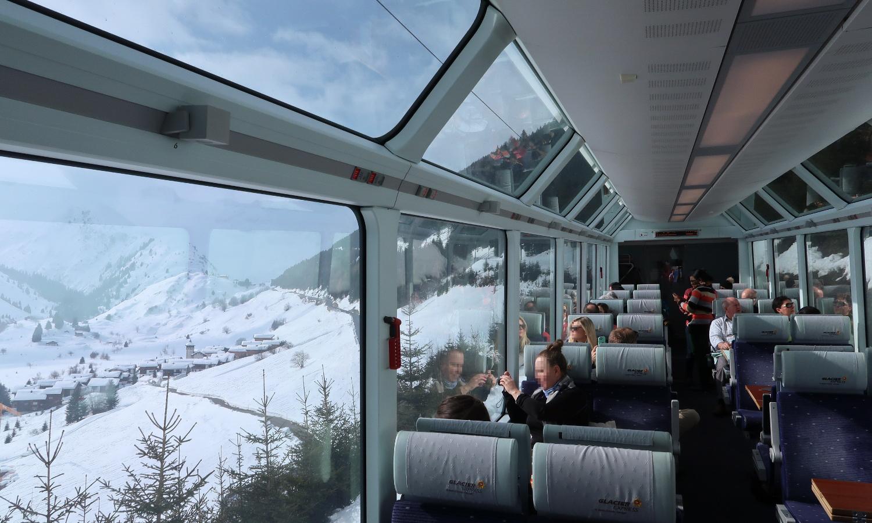 Reisebericht: Mit dem Glacier Express durch die Schweizer Alpen