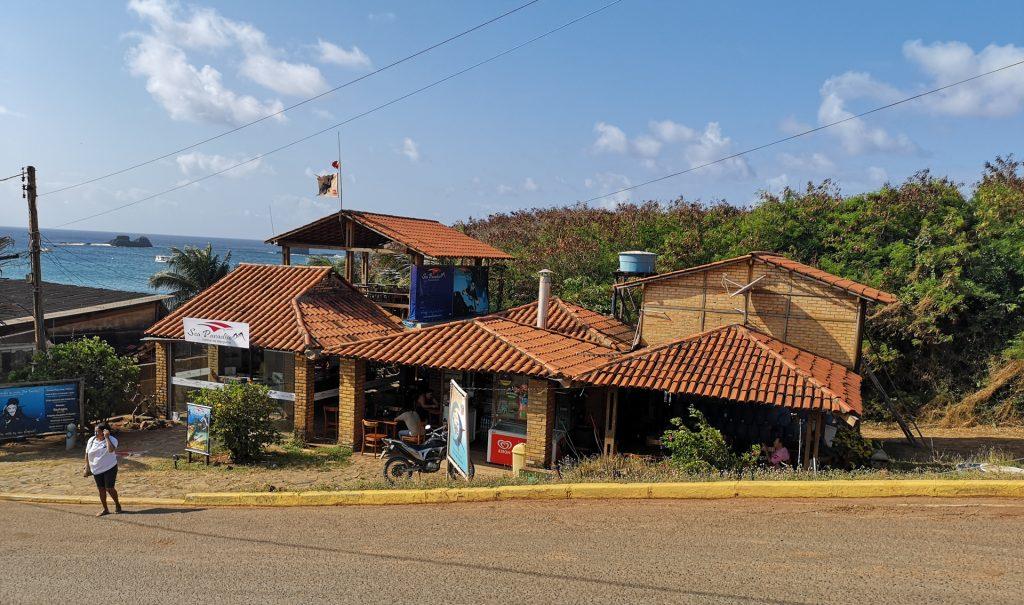 Noronha Hafen Shops