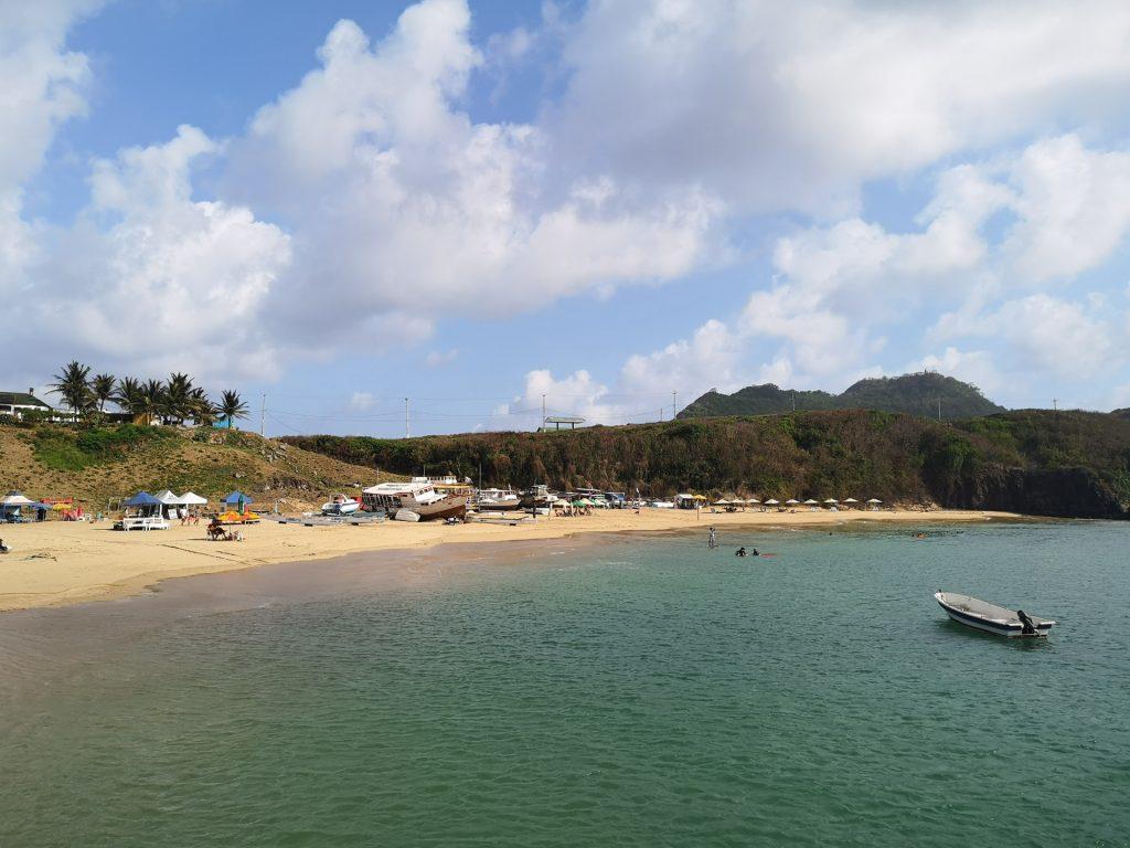 Noronha Hafen Strand 2