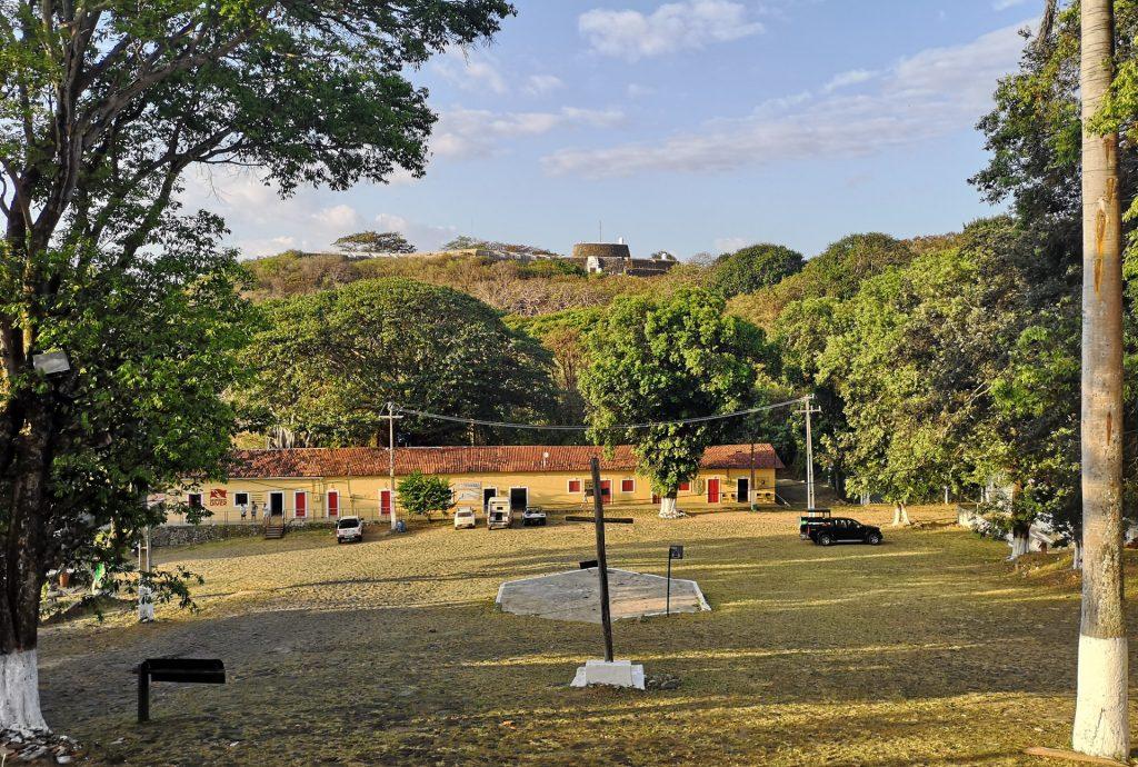 Noronha Vila dos Remedios Aussicht Fort