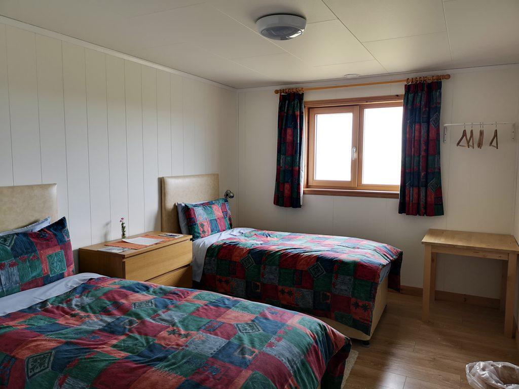 Bleaker Island Zimmer