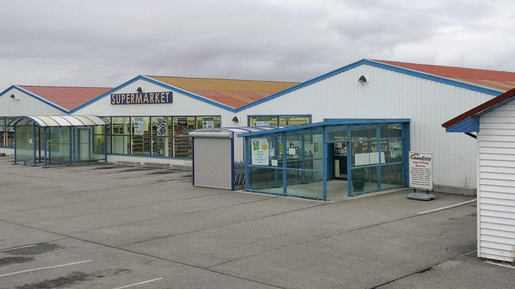 Chandlery Supermarket Stanley