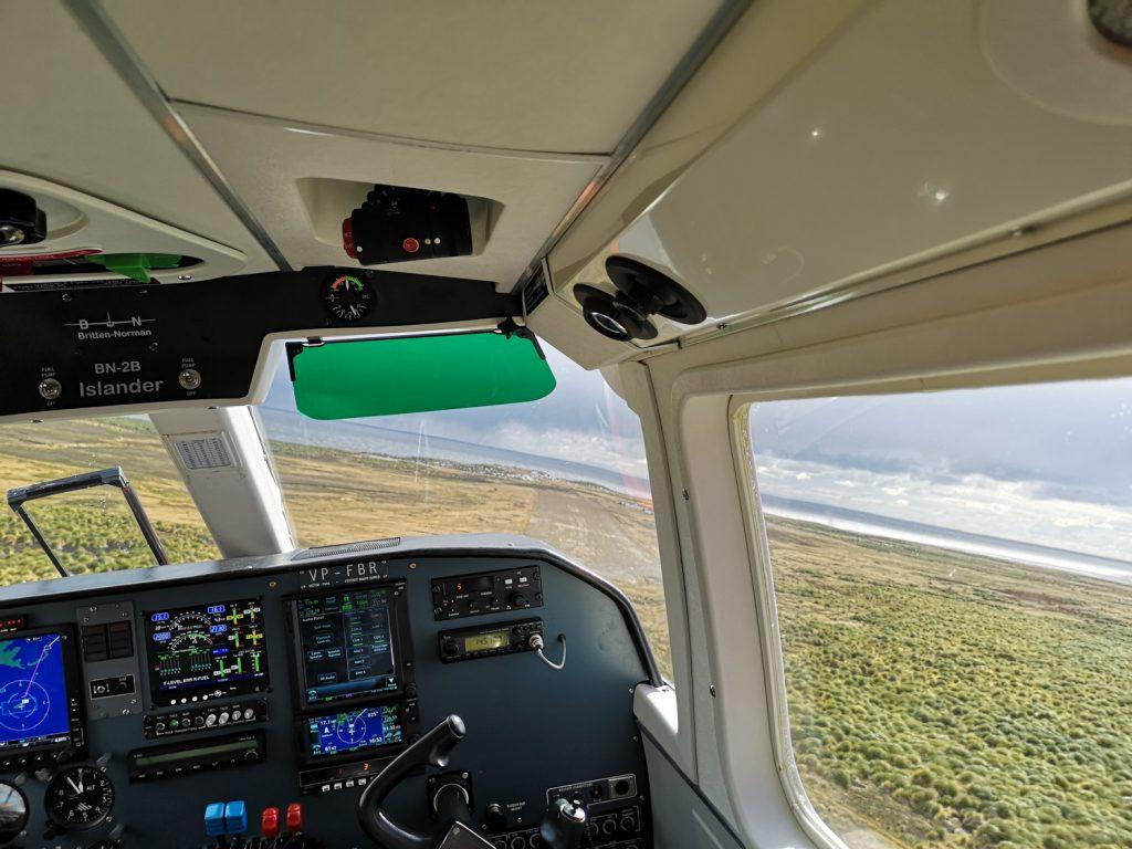 Landeanflug FIGAS
