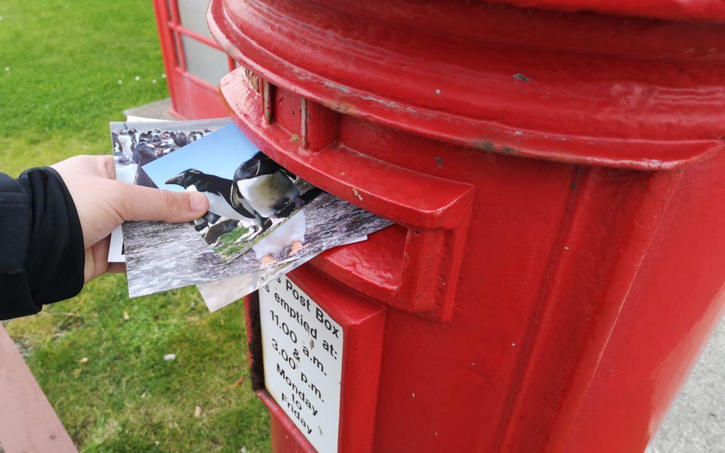 Postkarten Falklandinseln