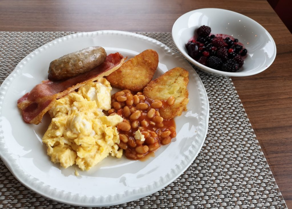 Frühstück Malvina House Hotel
